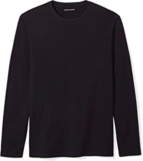 Men's Standard Slim-fit Long-Sleeve T-Shirt