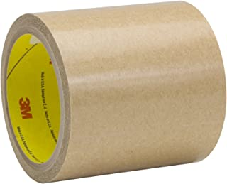 3M Adhesive Transfer Tape 9472 Clear, 48 in x 180 yd 5.0 mil (Pack of 1)