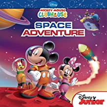 Mickey Mouse Clubhouse:  Mickey's Space Adventure (Disney Picture Book (ebook))