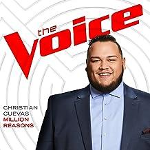 Million Reasons (The Voice Performance)
