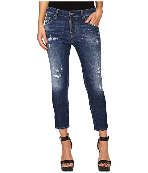 Jean En Vente, Cool Fille Jean, Bleu Denim, Coton, 2017, 24 26 30 Dsquared2