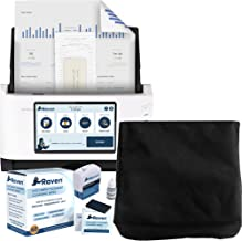 $459 » Raven Original Document Scanner Bundle with Document Scanner Cleaning Wipes and Dust Cover