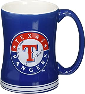 Boelter Brands MLB Unisex Relief Sculpted Mug