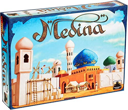 Medina Board Game by Publisher Services Inc (PSI)