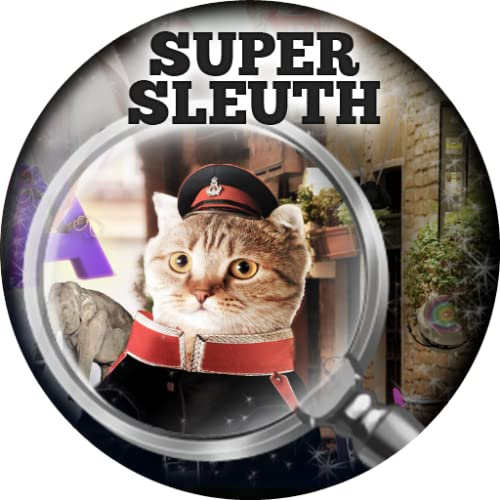 Cats Feline Performers Super Sleuth