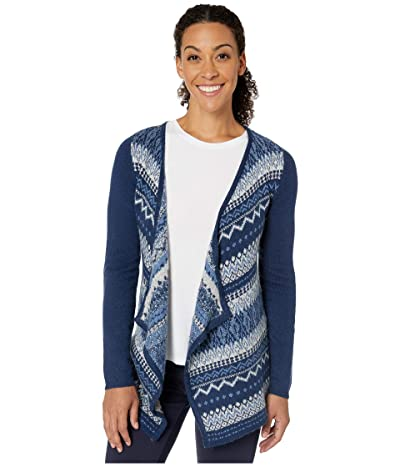 Aventura Clothing Quincy Cardi (Black Iris) Women