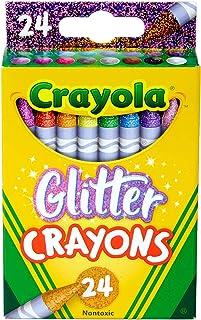 Crayola - 24 ct. Glitter Crayons