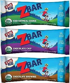 Bulk Snack Bars (Clif Kid Z Bar, Variety, 36-Pack)