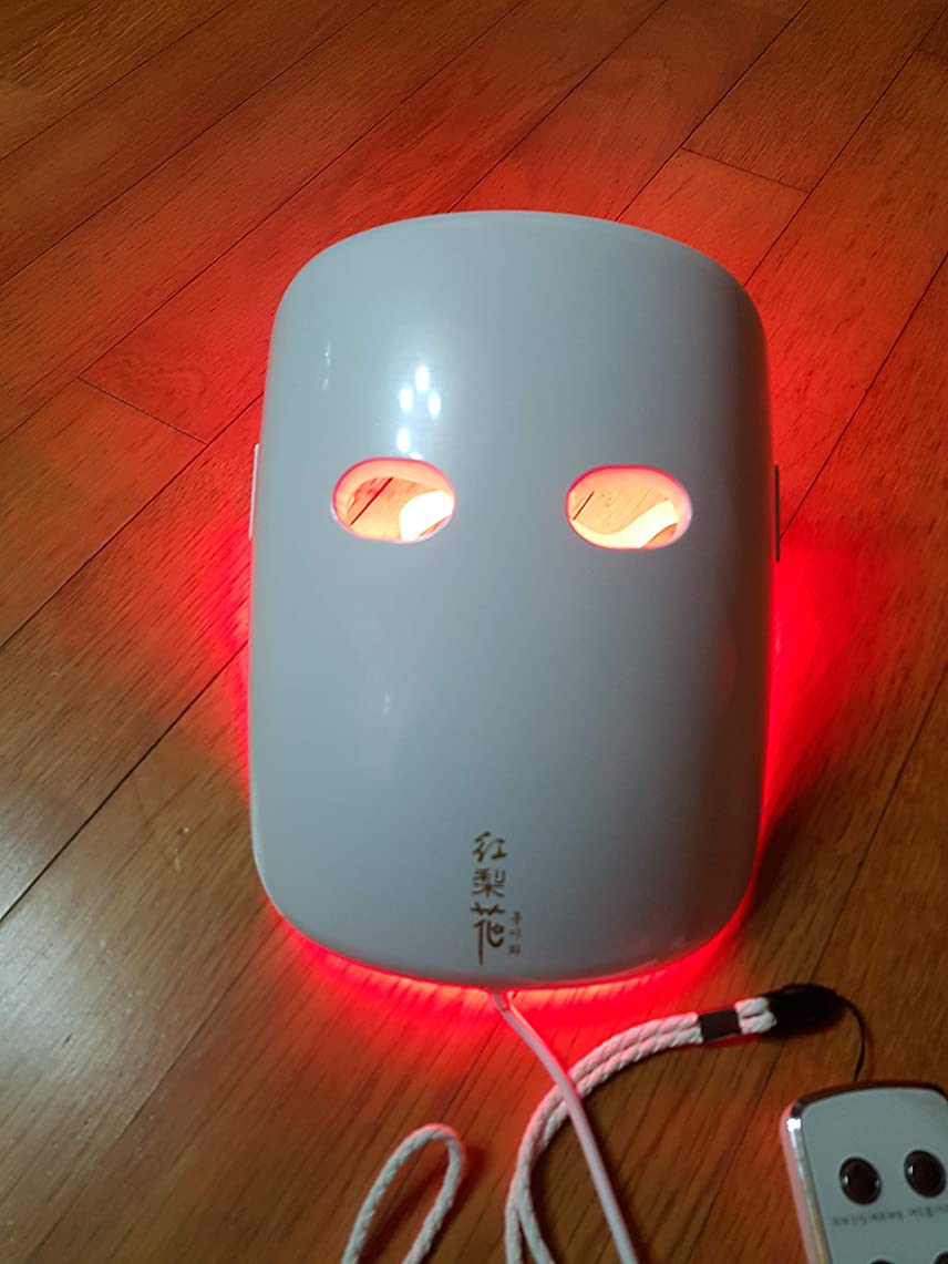 虎トラクター杭改良LED 美顔マスク LED LIGHT THERAPY
