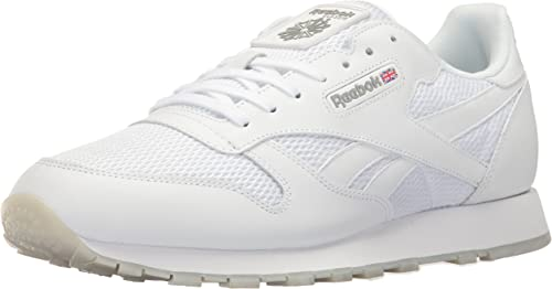 Reebok Hommes's Hommes's Classic Leather NM Fashion paniers