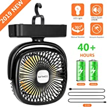 COMLIFE Portable LED Camping Lantern with Tent Ceiling...