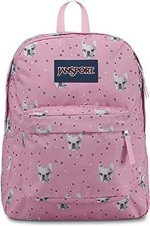 Jansport Superbreak Fashion Backpack For Unisex - Pink, JS00T5014P6