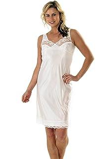 Ladies Full length slip petticoat underskirt Plus Size 22 various colours