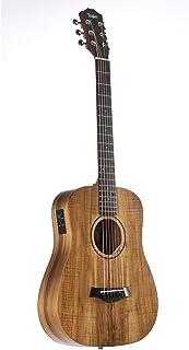 Taylor Baby Taylor BTe-Koa Dreadnought Acoustic-Electric Guitar Natural