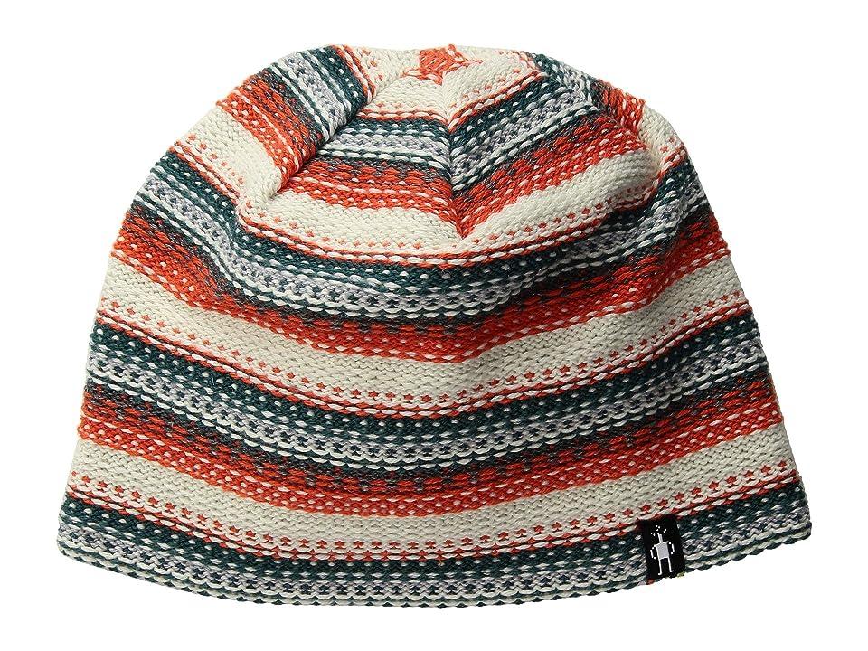 Smartwool Marble Ridge Hat (Habanero) Beanies