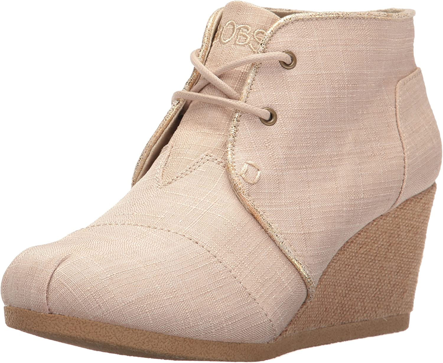 Skechers Womens High-Notes- Fancy Fresh Ankle Bootie