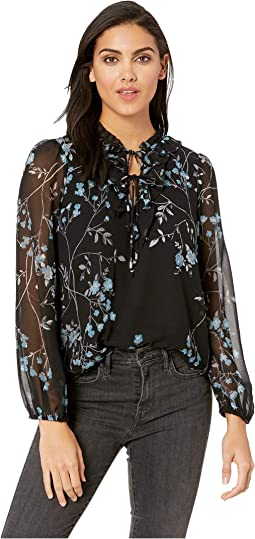 Frosted Blooms Blouse KSDK4786