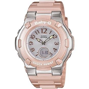 [カシオ] 腕時計 ベビージー 電波ソーラー BGA-1100-4BJF ピンク