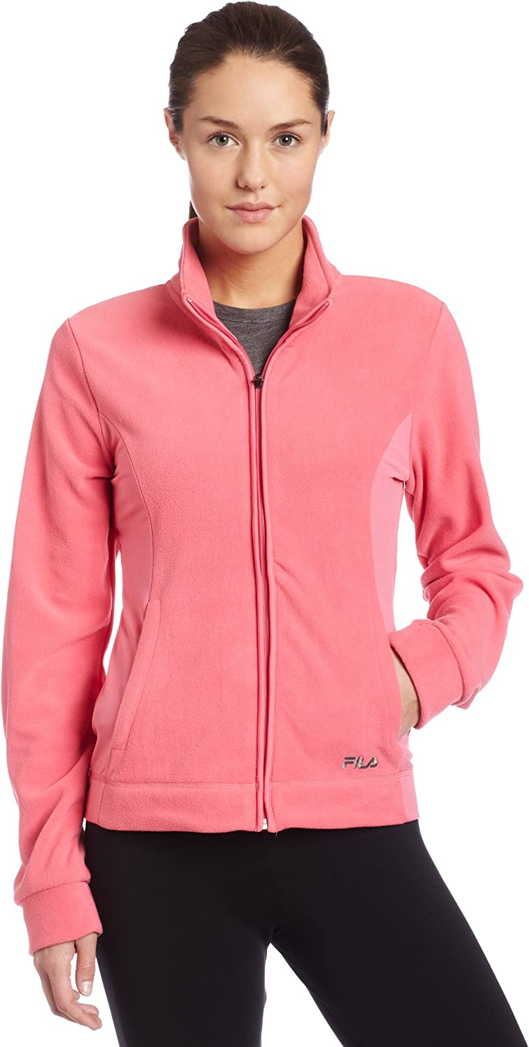 Fila Max 86% OFF Women's Micro Jacket Fleece sold out