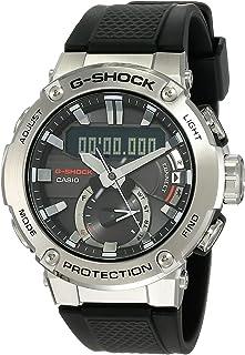 ساعة كاسيو الرقمية للرجال انالوج بمينا أسود -GST-B200-1ADR (G955)