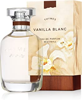 Thymes - Vanilla Blanc Eau De Parfum - Warm Fragrance Perfume for Men & Women - 1.75 oz