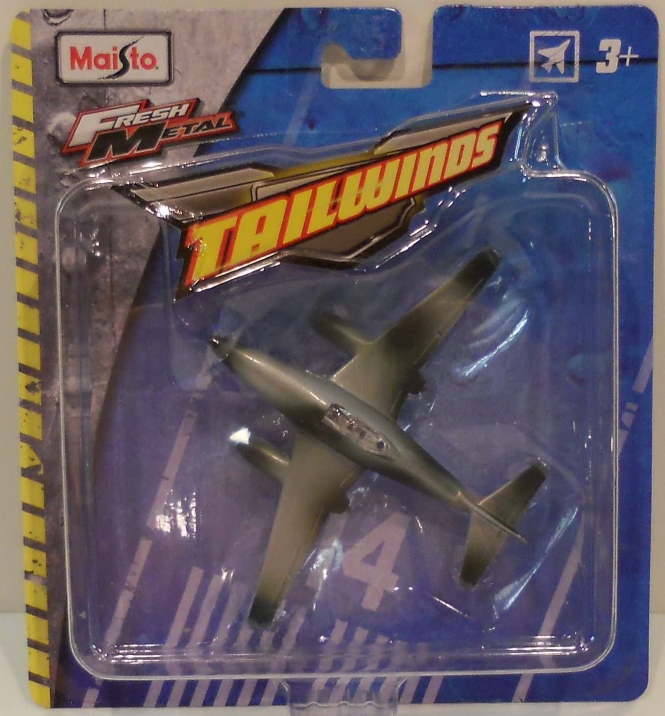 2018 Maisto Tailwinds MIG-29 Fulcrum  Fighter Jet 1:87 Scale Die Cast
