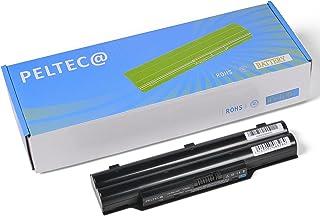 PELTEC@ - Batería para portátil Fujitsu-Siemens LifeBook A512 A530 A531 AH42/E AH512 AH530 AH530/3A AH531 LH52/C LH250 LH522 LH530 LH701 LH701A PH50/C PH50/E PH521 CP477891-01 FMVNBP186 FPCBP250 FPCBP250AP FPCBP274 FPCBP274AP FPCSP274 S26391-F495-L100 S26391-F840-L100 FPCBP277 CP477891-03 CP478214-02 FMVNBP189 FMVNBP194 4400mAh