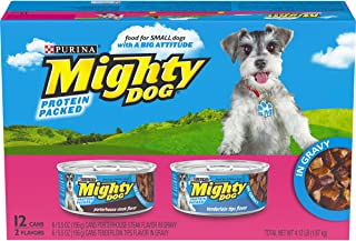 Purina Mighty Dog Porterhouse Tenderloin