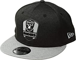 9Fifty Official Sideline Away Snapback - Oakland Raiders