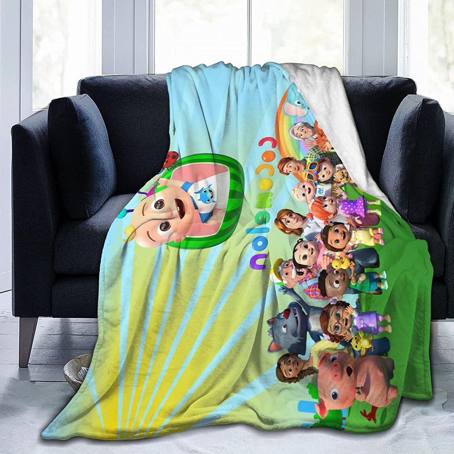 Baby Blanket Throw Flannel Fleece Luxury To Ultra-Soft Fluffy Free Shipping Cheap Bargain Gift for