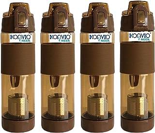 Konvio Neer Alkaline Water Bottle Which Maintains Acid-Alkaline balance, portable, lightweight & increases the pH of water...