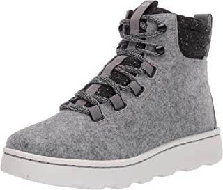 Clarks Step Explore Hi. womens Ankle Boot