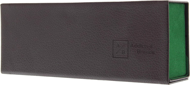 Leather Hard Eyeglass Case