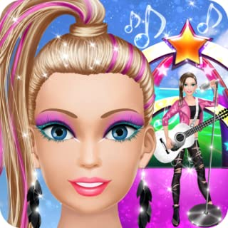Pop Star Salon: Spa, Makeup and Dressup - Full Version