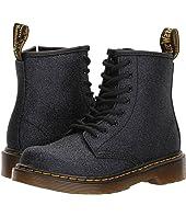 1460 Glitter Junior Delaney Boot (Little Kid/Big Kid)