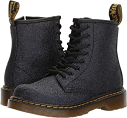 Dr. Martens Kid's Collection Delaney Glitter (Little Kid/Big Kid)