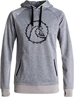 Quiksilver - Mens M&W Hoodie Pullover Sweater