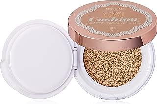 L'Oréal Paris True Match Lumi Cushion Foundation, C3 Creamy Natural, 0.51 oz.
