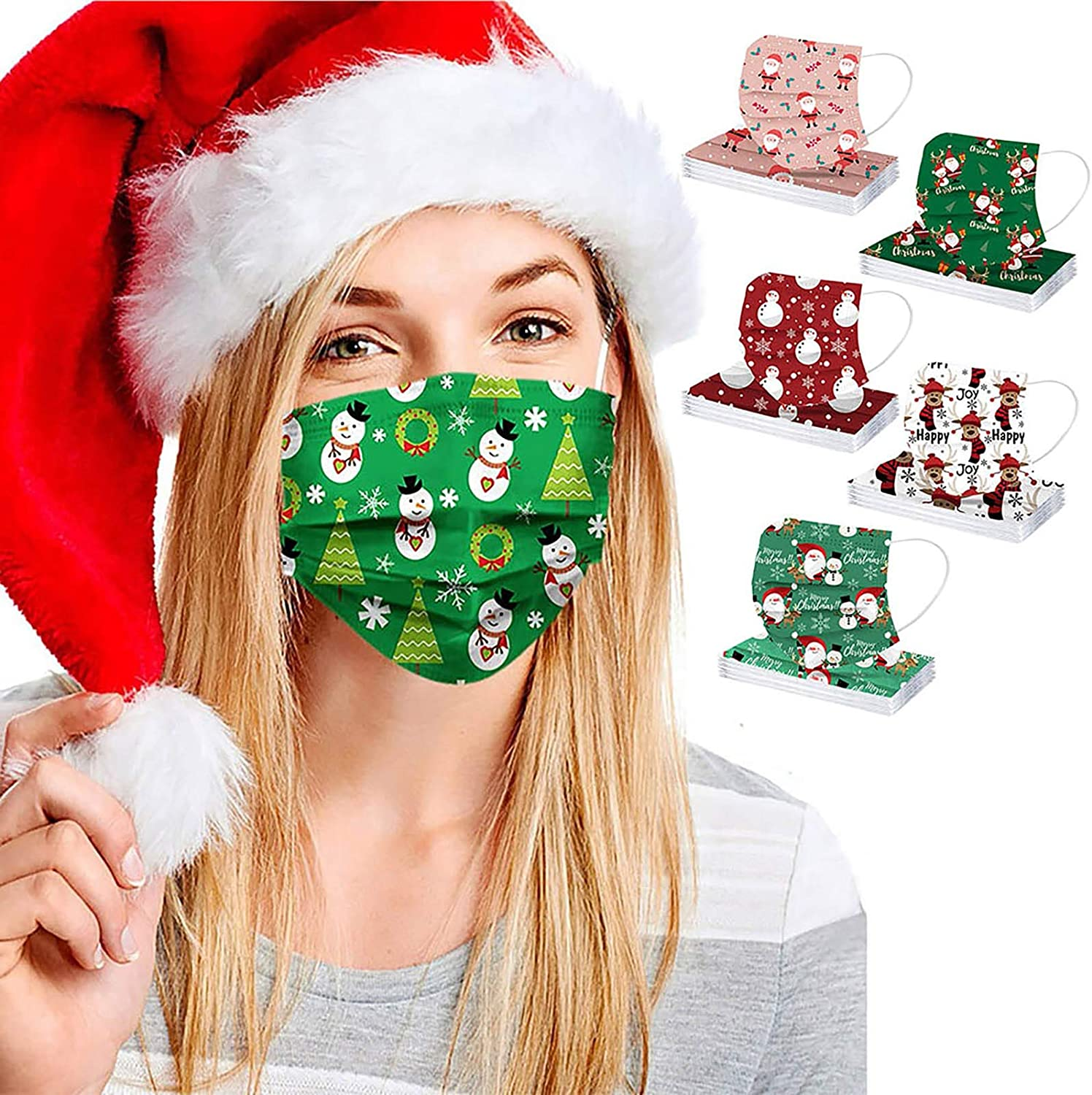 Natale Adult Face/_