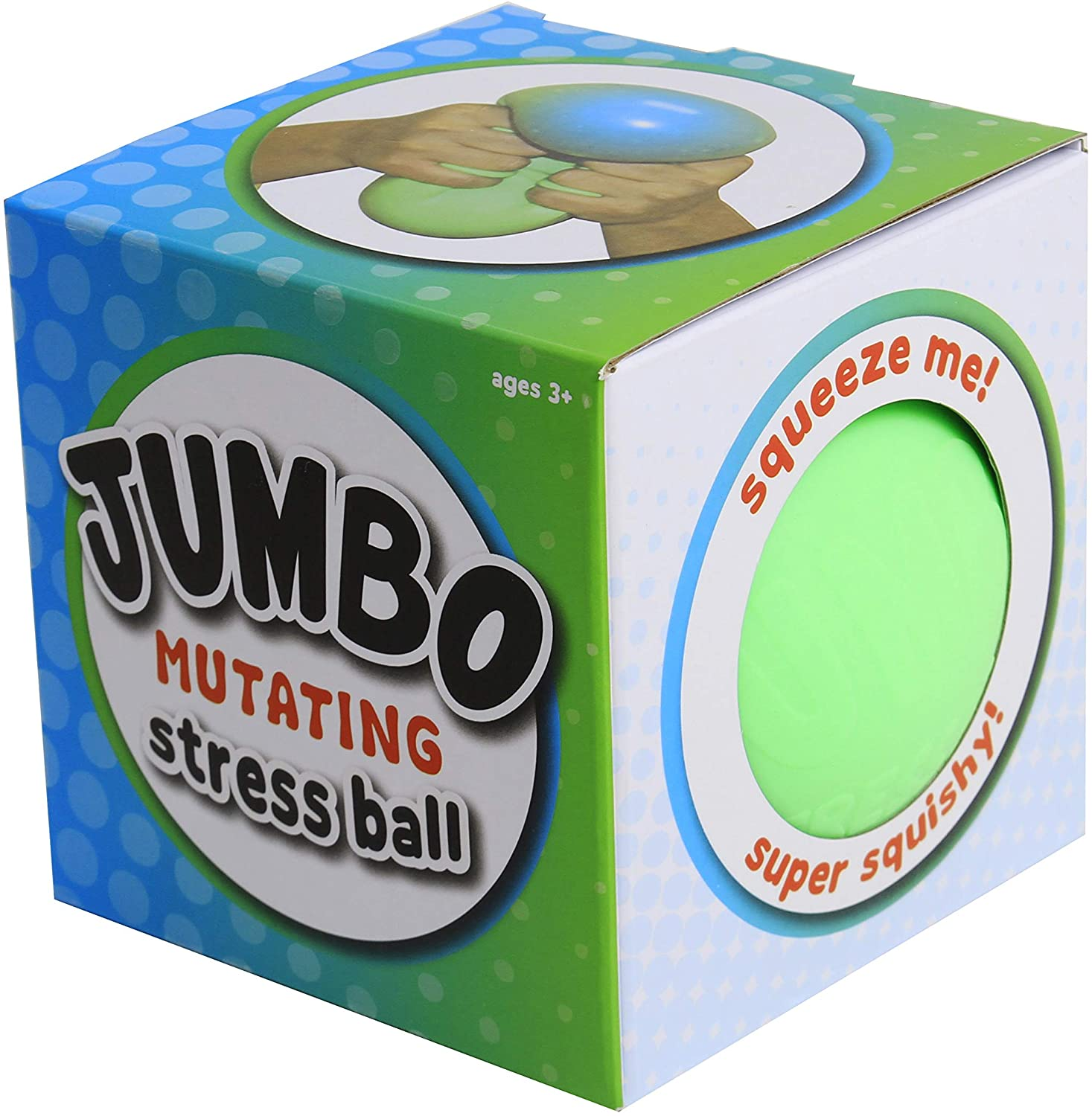 Cool Builders Jumbo Mutating Squishy - Stress Super beauty product Free shipping anywhere in the nation restock quality top Anti S Ball