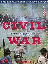 Great Battles of the Civil War: Volume 1