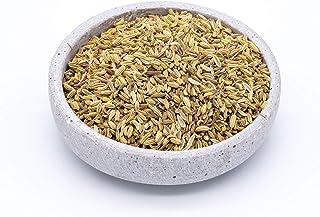 Semillas de hinojo orgánico - 1 kg - Para té de hinojo o como especia - Alimentos crudos - De Uzbekistán