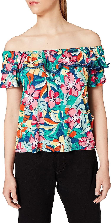 Springfield Mesonero Flores Camisa para Mujer
