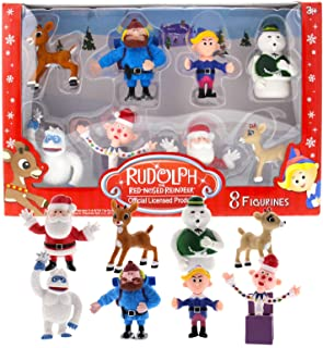 Plastic Outdoor Santa Sleigh And Reindeer