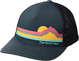 fa00cac99d20a Keep It Structured Trucker Hat (Little Kids Big Kids). The North Face Kids