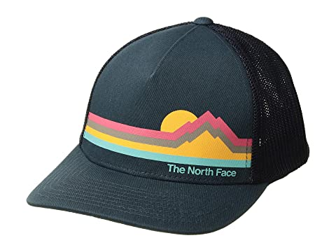 735c238603c The North Face Kids Keep It Structured Trucker Hat (Little Kids Big ...