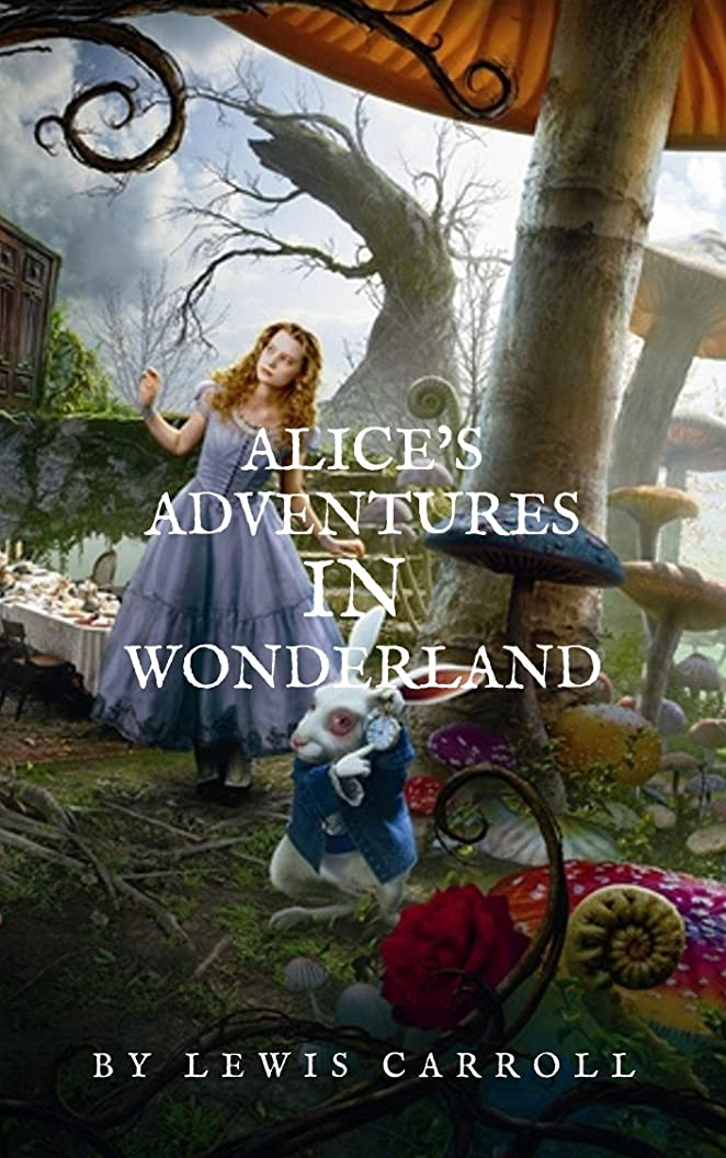 ストライプツール敬意を表してALICE'S ADVENTURES IN WONDERLAND (English Edition)