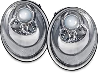 2002 vw jetta headlight assembly