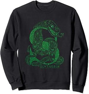 Harry Potter Slytherin Glitter Sweatshirt