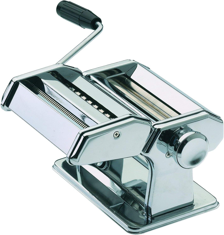 famous Max 75% OFF GEFU 4006664284004 Pasta Machine size Silver one